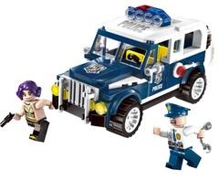 Конструктор серия Полиция Джип полиции