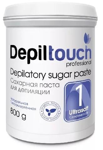 Сахарная паста для депиляции СВЕРХМЯГКАЯ 800 г. (Depiltouch)