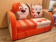Диван Кот и Пёс