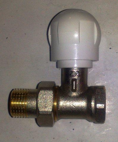 кран радиаторный FOCUS (COMAP)