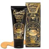 ELIZAVECCA Маска-пленка с золотом Milky Piggy Hell-Pore Longolongo Gronique Gold Mask Pack, 100 мл