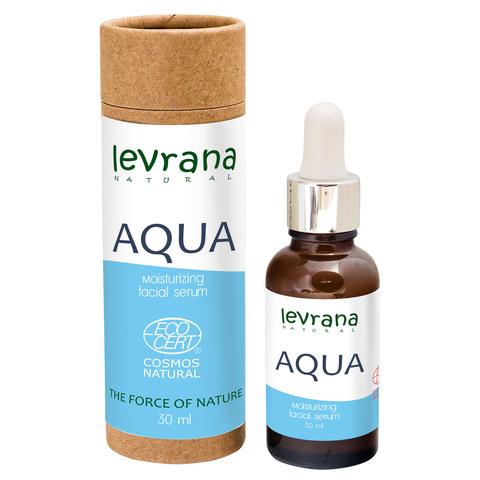 Сыворотка для лица увлажняющая AQUA, Levrana