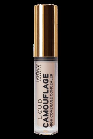 L'atuage Liquid Comouflage Консилер жидкий тон №502 светло-бежевый