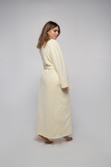 Халат Ivory Long Spa Robe, S