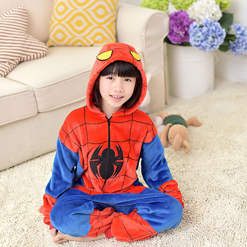 Кигуруми Человек паук  купить пижама костюм Человек паук детский в ... fea41a80b8043