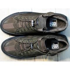 Осенние кроссовки мужские Luciano Bellini 71748 Brown