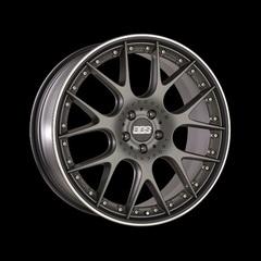 Диск колесный BBS CH-R II 9.5x20 5x120 ET40 CB82 satin platinum