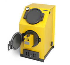 TMF Прагматик Газ 20 Лайт, 20кВт, под АРТ и ТЭН, желтый