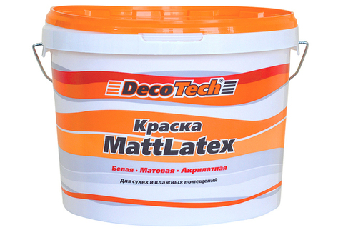 DecoTech MattLatex/Декотек Маттлатекс