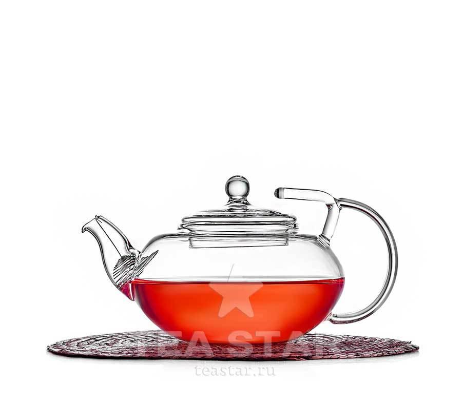 Чайники заварочные стеклянные Чайник стеклянный заварочный, 400 мл chaynik_zavarochniy_steklyanniy_500ml.jpg