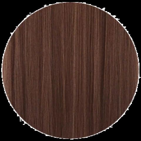 Lebel Materia 3D K-6 (тёмный блондин медный) - Перманентная низкоаммичная краска для волос