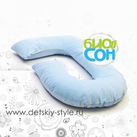 """Подушка Для Беременных БиоСон """"J"""" 350х35 см"""