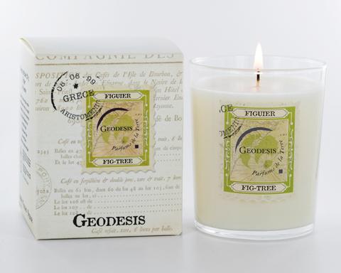 Ароматическая свеча Geodesis Fig Tree