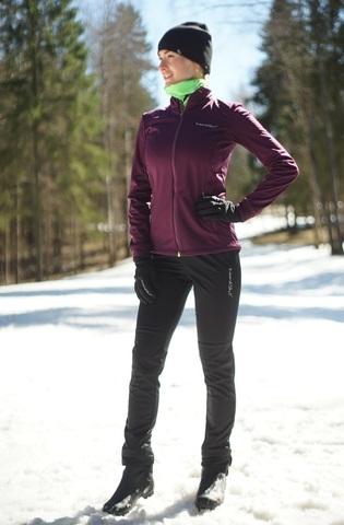 Nordski Motion женский лыжный костюм purple