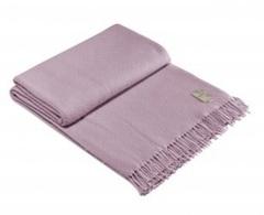 Плед 230х250 Qashmare от Hamam фиолетовый