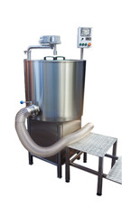 Пастеризатор (сыроварня) 300 литров Автомат