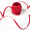 Лента для подарков 20 м Red