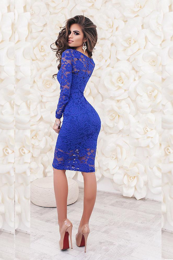 Купить Кружевное Платье С Пышной Юбкой