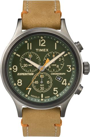 Мужские кварцевые наручные часы Timex Expedition