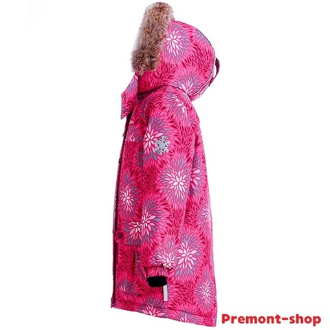 Парка Premont для девочек Витражи Ватерлоо W91472 PINK