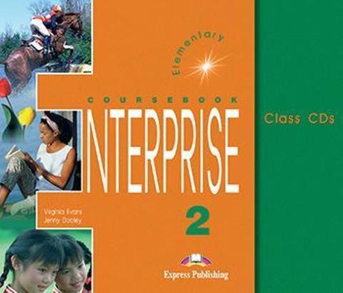 ENTERPRISE 2 CLASS CDs (1 mp3)