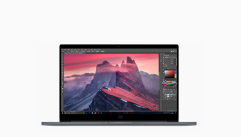 "Ноутбук Xiaomi Mi Notebook Pro 15.6 (Intel Core i7 8550U 1800 MHz/15.6""/1920x1080/16Gb/256Gb SSD/DVD нет/NVIDIA GeForce GTX 1050/Wi-Fi/Bluetooth/Windows 10 Home) Grey"