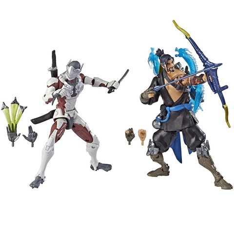 Овервотч Ultimates набор Гэндзи и Хандзо