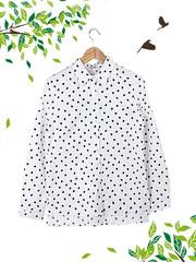 21102 рубашка женская, белая