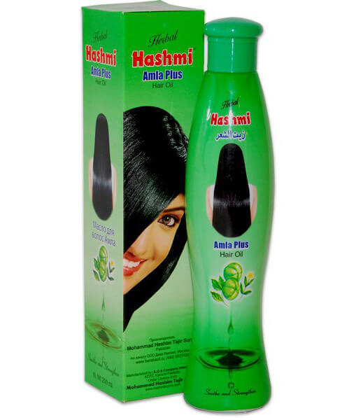 Масло амлы для волос Hashmi (Hair Oil Amla Plus) фото