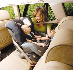 Детское автокресло Britax Romer First Class Plus