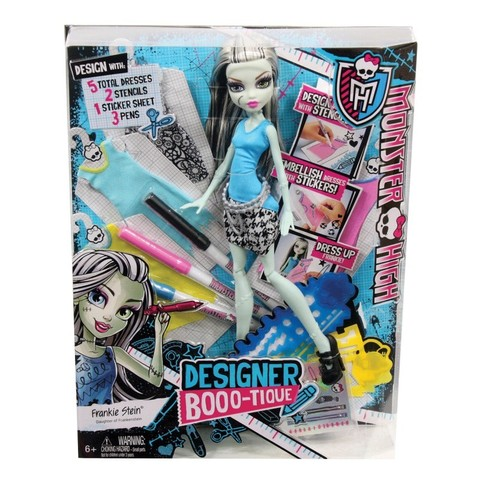 Monster High Designer Booo-Tique Frankie Stein