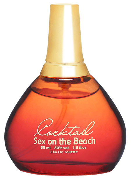 COCKTAIL Sex on the Beach, Apple parfums