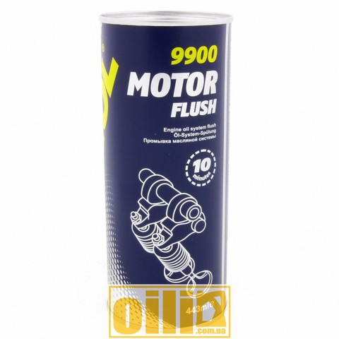 Mannol 9900 MOTOR FLUSH 10 min 443ml (350ml)