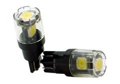 Светодиодные лампы T10/W5W MTF Light (4500K) (3 LED Stanley)