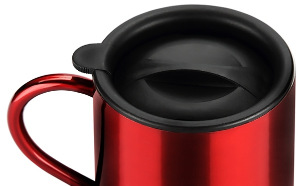 Термокружка Арктика (0,45 литра), красная
