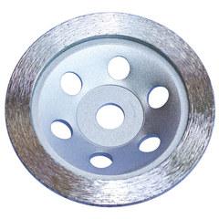 Сплошной тарельчатый шлифовальный диск Makita