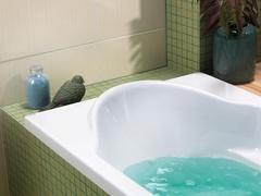 Ванна акриловая Cersanit Santana 140*70