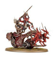 Daemons Of Khorne Bloodthrone \ Skull cannon