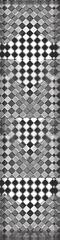 ДЕКОРАТИВНЫЕ АКУСТИЧЕСКИЕ ЗВУКОПОГЛОЩАЮЩИЕ УГЛОВЫЕ ЭЛЕМЕНТЫ CrystalSound BASS ART 1