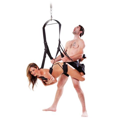Spinning Fantasy Swing Секс качели подвешивающиеся к потолку фото