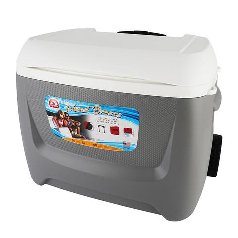 Изотермический контейнер (термобокс) Igloo Island Breeze 60 Roller (термоконтейнер, 57 л.)