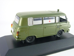 Barkas B1000 Military Ambulance 1964 IST079 IST Models 1:43