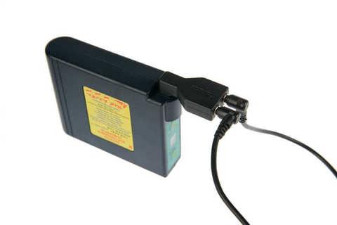 Греющий комплект RedLaika ЕСС ГК5 ДУ (5 модулей) с пультом управления для одежды