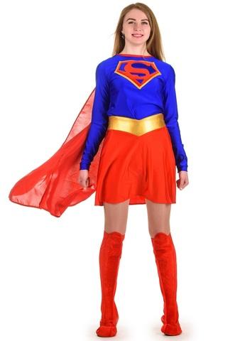 костюм супервумен 1