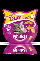 Whiskas Duo Treats 40 г лакомство курицей и сыром