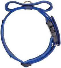 Ошейник для собак JULIUS-K9 Color & Gray закрытая ручка + скрытый локер, синий
