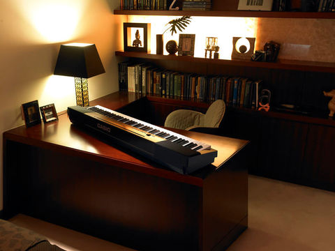 Цифровое пианино Casio PX-150 Privia (без стойки)