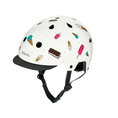 Велосипедный шлем ELECTRA GRAPHIC HELMET SOFT SERVE