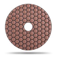 АГШК (черепашка) MESSER  GM/L, для сухой шлифовки, 100D-2,6T, MESH 50