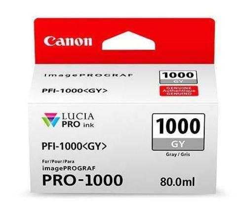 Картридж Canon PFI-1000 GY серый (0552C001)